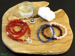 Entretien des bijoux en pierres naturelles