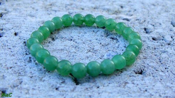 Bracelet aventurine verte Minéraux et Cristaux enfant 1 mineraux et cristaux