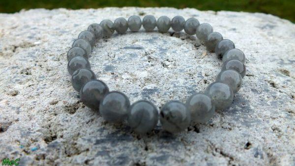 Bracelet labradorite mineraux et cristaux