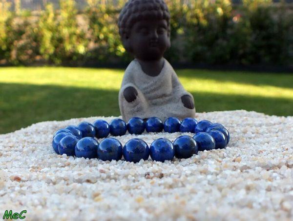Bracelet lapis lazuli mineraux et cristaux
