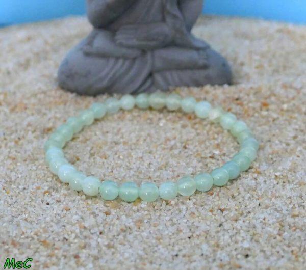 Bracelet jade chinois minéraux et cristaux