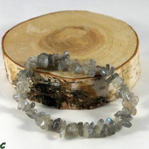 Bracelet labradorite baroque Minéraux et Cristaux