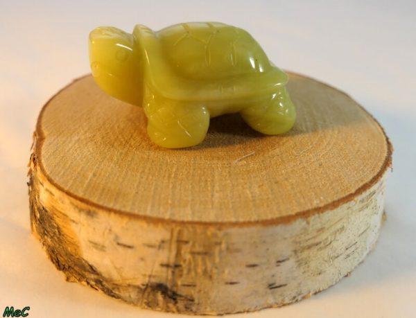Tortue jade chinois 1 Minéraux et Cristaux